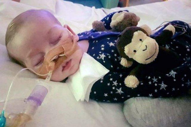 Родители 11-месячного ребенка отказались от лечения