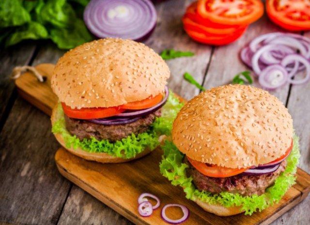 Как приготовить полезный гамбургер – рекомендации диетологов мира