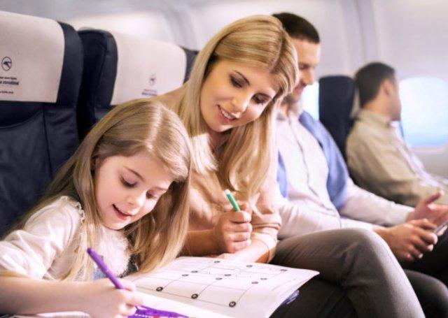 Какой возраст подходит для путешествий за границу маленьким детям