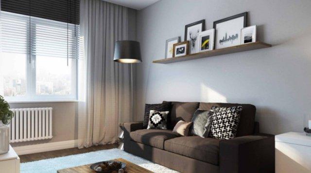 Покупка двухкомнатной квартиры через агентство недвижимости