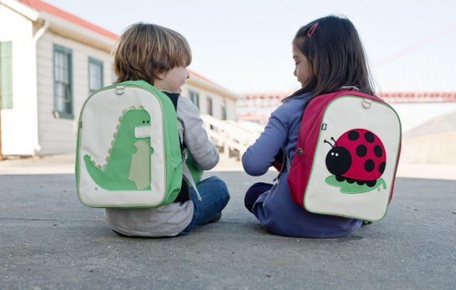 Провоцирует ли школьный рюкзак боли в области спины? 3