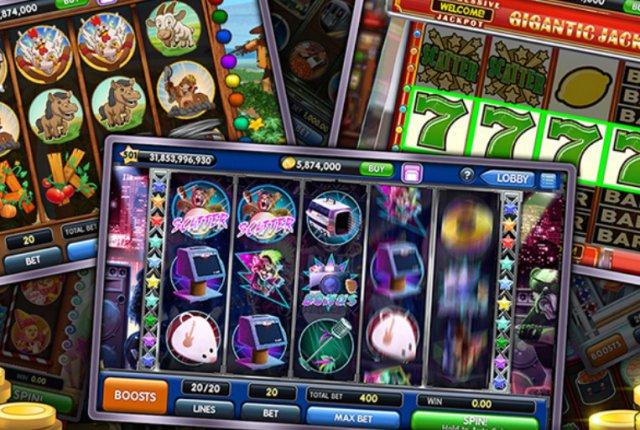 Новые игровые автоматы в популярном клубе «Вулкан» 2