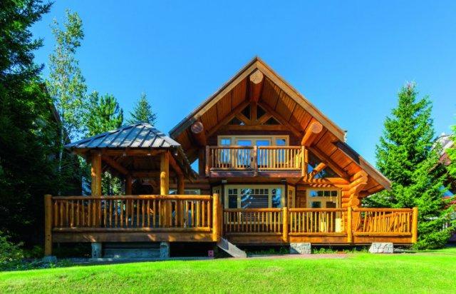 Окрашивания деревянных домов - ключевые особенности 2