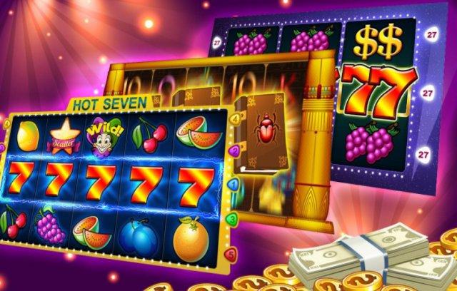 Игровые автоматы онлайн: деньги, настроение и азарт 2
