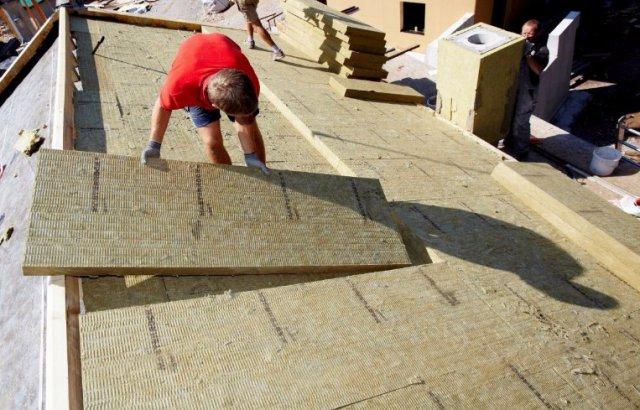 Технология изготовления каменной ваты Rockwool