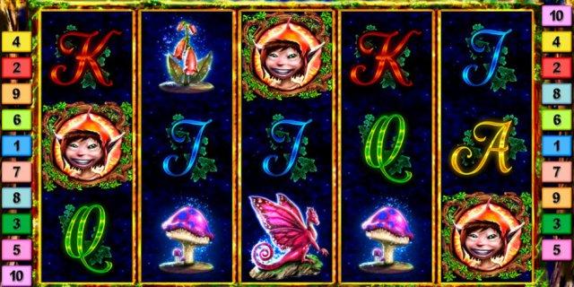 Игровой слот Fairy Queen