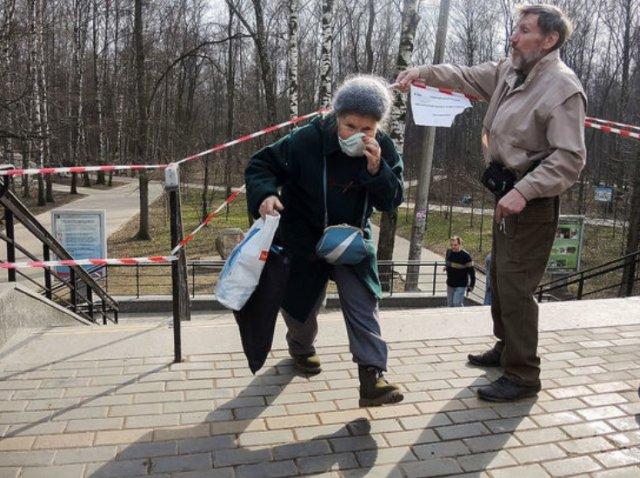 Число зараженных коронавирусом в Москве растет из-за расслабленности жителей